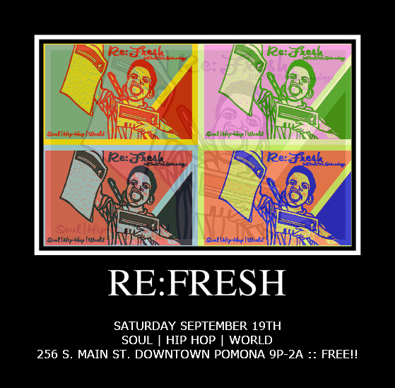 refreshposter