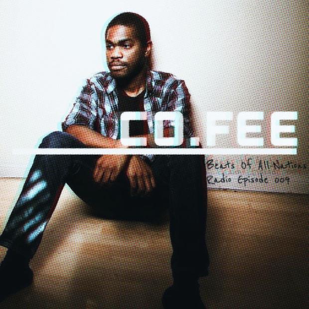 BOAN 009 CoFee Cover Art