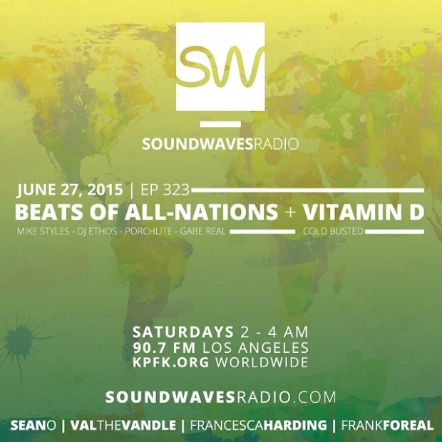 Soundwaves Radio June 26